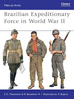 Brazilian Expeditionary Force in World War II (Men-At-Arms Series)