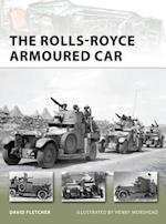 The Rolls-Royce Armoured Car (New Vanguard)
