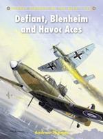 Defiant, Blenheim and Havoc Aces af Andrew Thomas