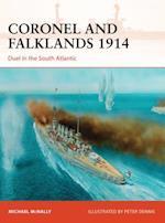 Coronel and Falklands 1914 (Campaign Series)