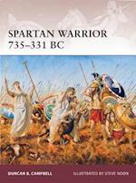 Spartan Warrior 735-331 BC (Warrior)
