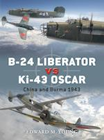 B-24 Liberator Vs Ki-43 'Oscar' af Edward Young, Jim Laurier