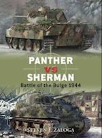 Panther vs Sherman af Steven Zaloga