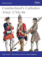 Cumberland's Culloden Army 1745-46 (Men-At-Arms Series)