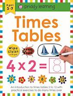 Times Tables (Wipe Clean Work Books)