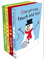 Seasons Slipcase (Bright Baby Touch and Feel)