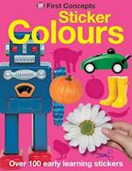 Colours (Bright Baby Touch and Feel)
