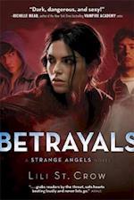 Strange Angels: Betrayals (Strange Angels, nr. 2)