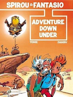 Bog paperback Spirou af Tome Janry