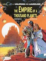 The Empire of a Thousand Planets (Valerian, nr. 2)
