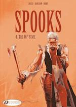 The 46th State (Spooks, nr. 4)