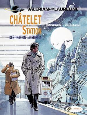 Bog paperback Valerian af Pierre Christin