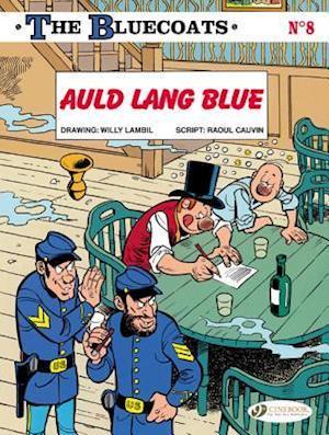 Bog paperback The Bluecoats af Raoul Cauvin