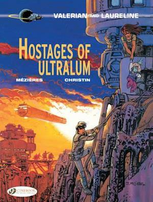 Bog, paperback Hostages of Ultralum af Pierre Christin