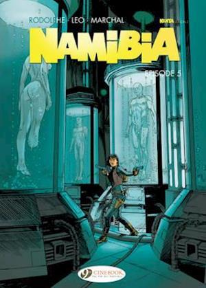 Bog, paperback Namibia af Leo
