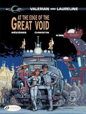 Bog paperback At the Edge of the Great Void af Pierre Christin