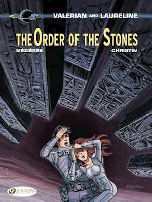Bog paperback Valerian Vol. 20 - The Order of the Stones af Pierre Christin