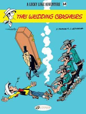 Bog, paperback The Wedding Crashers af Jean Léturgie