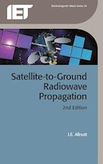 Satellite-To-Ground Radiowave Propagation (Iee Electromagnetic Waves)