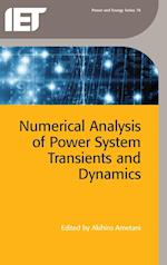 Numerical Analysis of Power System Transients and Dynamics af Akihiro Ametani