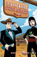 Jack and Wanda Ride Again (Alien Detective Agency 2)