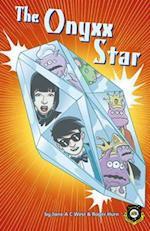 The Onyxx Star (Alien Detective Agency 2)