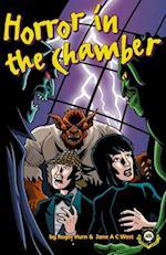 Horror in the Chamber (Alien Detective Agency 2)