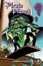 Pirate Planet (Alien Detective Agency 2)