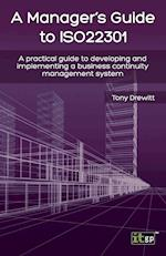 Manager's Guide to Iso22301