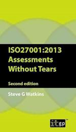Iso27001 Assessment Without Tears