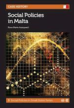 Social Policies in Malta (Social Policies in Small States, nr. 3)