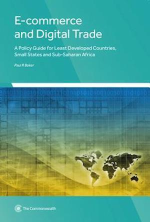 Bog, paperback E-commerce and Digital Trade af Paul R. Baker