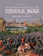 Timeline History of the Middle Ages from 400ce to 1500ce