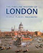 The Timeline History of London af Gill Davies