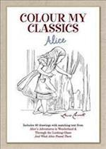 Colour My Classics - Alice
