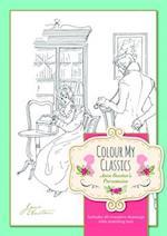 Colour My Classics - Jane Austen's Persuasion