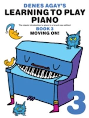 Learning to Play Piano 3 Moving on