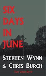 Six Days In June af Christopher Burch, Stephen Wynn