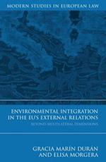 Environmental Integration in the EU's External Relations (Library of Hebrew Bible/ Old Testament Studies)