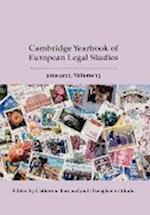 Cambridge Yearbook of European Legal Studies, Vol 13, 2010-2011 (Cambridge Yearbook Of European Legal Studies)