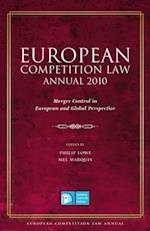 European Competition Law Annual 2010 (European Competition Law Annual)
