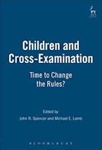 Children and Cross-Examination (Library of Hebrew Bible/ Old Testament Studies)