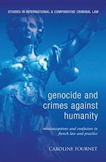 Genocide and Crimes Against Humanity (Studies in International and Comparative Criminal Law)