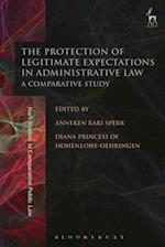 The Protection of Legitimate Expectations in Administrative Law (Hart Studies in Comparative Public Law)