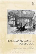 Landmark Cases in Public Law (Landmark Cases)