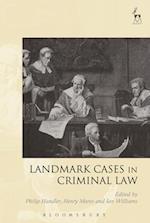 Landmark Cases in Criminal Law (Landmark Cases)
