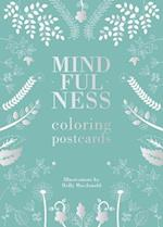 Mindfulness Coloring Postcard Set af Holly MacDonald