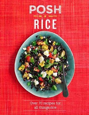 Bog, hardback Posh Rice af Emily Kydd