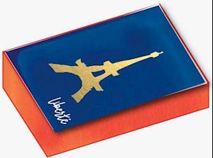 Bog, ukendt format French Stationery Notecard af Quadrille Publishing