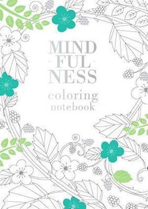 Bog, paperback Mindfulness Coloring Notebook af Holly MacDonald